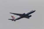 ANA744Foreverさんが、羽田空港で撮影したブリティッシュ・エアウェイズ 777-236/ERの航空フォト(写真)
