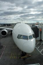 ktaroさんが、ジョン・F・ケネディ国際空港で撮影した日本航空 777-346/ERの航空フォト(写真)