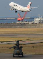 MIL26Tさんが、新潟空港で撮影したジェイ・エア ERJ-170-100 (ERJ-170STD)の航空フォト(写真)