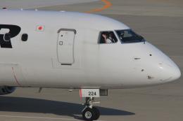 MIL26Tさんが、新潟空港で撮影したジェイエア ERJ-170-100 (ERJ-170STD)の航空フォト(飛行機 写真・画像)