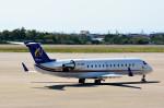 Dojalanaさんが、函館空港で撮影したバミューダ個人所有 CL-600-2B19 Challenger 850の航空フォト(飛行機 写真・画像)