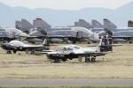 ZONOさんが、デビスモンサン空軍基地で撮影したアメリカ空軍 T-37B Tweetの航空フォト(写真)