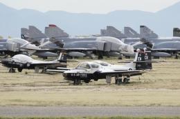 ZONOさんが、デビスモンサン空軍基地で撮影したアメリカ空軍 T-37B Tweetの航空フォト(飛行機 写真・画像)