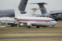 ZONOさんが、デビスモンサン空軍基地で撮影したEG & G CT-43A (737-253/Adv)の航空フォト(飛行機 写真・画像)