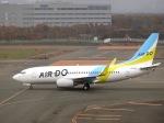 delawakaさんが、新千歳空港で撮影した全日空 737-781の航空フォト(飛行機 写真・画像)