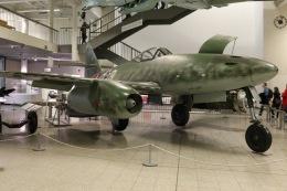 yokopen2さんが、ミュンヘン博物館で撮影した不明 Me 262 Schwalbeの航空フォト(飛行機 写真・画像)