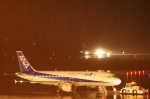 kij niigataさんが、新潟空港で撮影した全日空 A320-211の航空フォト(写真)