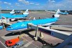 アムステルダム・スキポール国際空港 - Amsterdam Airport Schiphol [AMS/EHAM]で撮影されたKLMオランダ航空 - KLM Royal Dutch Airlines [KL/KLM]の航空機写真