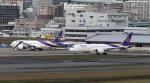 福岡空港 - Fukuoka Airport [FUK/RJFF]で撮影されたタイ国際航空 - Thai Airways International [TG/THA]の航空機写真
