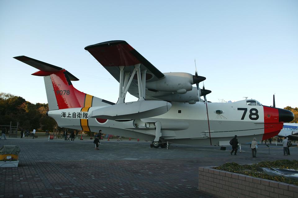 tsubameさんの海上自衛隊 ShinMaywa US-1 (9078) 航空フォト