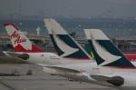 ハピネスさんが、関西国際空港で撮影したエアアジア・エックス A330-343Xの航空フォト(写真)