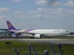わたくんさんが、福岡空港で撮影したタイ国際航空 A330-343Xの航空フォト(写真)
