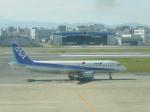 わたくんさんが、福岡空港で撮影した全日空 A320-211の航空フォト(写真)