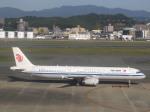 あしゅーさんが、福岡空港で撮影した中国国際航空 A321-232の航空フォト(飛行機 写真・画像)