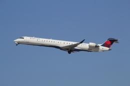 航空フォト:N162PQ スカイウエスト CRJ-900