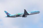 SKYLINEさんが、成田国際空港で撮影した大韓航空 777-3B5/ERの航空フォト(写真)