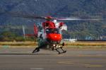 bakabon-icさんが、岡南飛行場で撮影した岡山市消防航空隊 BK117C-1の航空フォト(写真)