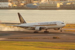 アイスコーヒーさんが、羽田空港で撮影したシンガポール航空 777-212/ERの航空フォト(飛行機 写真・画像)