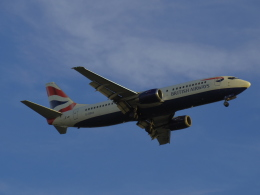 Dizzyさんが、ファロ空港で撮影したブリティッシュ・エアウェイズ 737-436の航空フォト(飛行機 写真・画像)