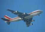 tsukatakuさんが、成田国際空港で撮影したカリッタ エア 747-222B(SF)の航空フォト(写真)
