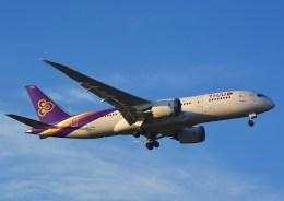 tsukatakuさんが、成田国際空港で撮影したタイ国際航空 787-8 Dreamlinerの航空フォト(飛行機 写真・画像)