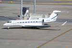 ANA744Foreverさんが、羽田空港で撮影したウィルミントン・トラスト・カンパニー Gulfstream G650 (G-VI)の航空フォト(写真)