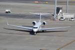 ANA744Foreverさんが、羽田空港で撮影したウィルミントン・トラスト・カンパニー - Wilmington Trust Company Gulfstream G650 (G-VI)の航空フォト(写真)