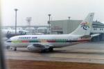 amagoさんが、ドンムアン空港で撮影したプーケット航空 737-281の航空フォト(写真)