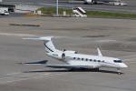 くるくもるさんが、羽田空港で撮影したウィルミントン・トラスト・カンパニー - Wilmington Trust Company Gulfstream Aerospaceの航空フォト(写真)