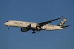 やつはしさんが、羽田空港で撮影したエアバス A350-941の航空フォト(飛行機 写真・画像)