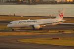 アイスコーヒーさんが、羽田空港で撮影した日本航空 787-8 Dreamlinerの航空フォト(写真)