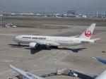 もみじんさんが、羽田空港で撮影した日本航空 777-246/ERの航空フォト(写真)