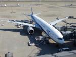 もみじんさんが、羽田空港で撮影した全日空 777-381/ERの航空フォト(写真)