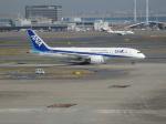もみじんさんが、羽田空港で撮影した全日空 787-8 Dreamlinerの航空フォト(写真)