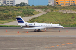 たまさんが、羽田空港で撮影したクレイ・レイシー・アヴィエーション G-IVの航空フォト(飛行機 写真・画像)