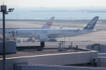 アイスコーヒーさんが、羽田空港で撮影したエアバス A350-941XWBの航空フォト(写真)