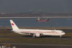 くるくもるさんが、羽田空港で撮影したバーレーン王室航空 767-4FS/ERの航空フォト(写真)