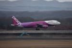 tsubasa0624さんが、新千歳空港で撮影したピーチ A320-214の航空フォト(飛行機 写真・画像)