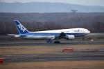 tsubasa0624さんが、新千歳空港で撮影した全日空 777-281の航空フォト(写真)