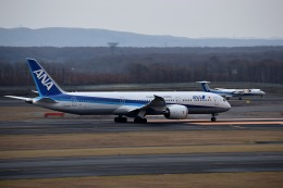 tsubasa0624さんが、新千歳空港で撮影した全日空 787-9の航空フォト(写真)