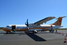 taiki17さんが、イルデパン空港で撮影したエール・カレドニ ATR-72-500 (ATR-72-212A)の航空フォト(飛行機 写真・画像)