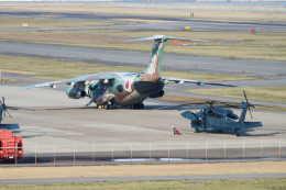 kij niigataさんが、新潟空港で撮影した航空自衛隊 EC-1の航空フォト(飛行機 写真・画像)