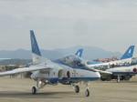 わたくんさんが、芦屋基地で撮影した航空自衛隊 T-4の航空フォト(写真)