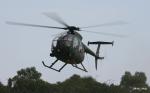 asuto_fさんが、別府駐屯地で撮影した陸上自衛隊 OH-6Dの航空フォト(写真)