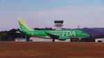 Joe0217さんが、広島空港で撮影したフジドリームエアラインズ ERJ-170-100 SU (ERJ-170SU)の航空フォト(写真)