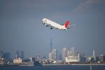 taku1222さんが、羽田空港で撮影した日本航空 767-346の航空フォト(写真)