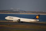 taku1222さんが、羽田空港で撮影したルフトハンザドイツ航空 747-830の航空フォト(写真)