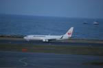 taku1222さんが、羽田空港で撮影したJALエクスプレス 737-846の航空フォト(写真)