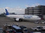 いーたんさんが、羽田空港で撮影したスカイマーク 767-3Q8/ERの航空フォト(飛行機 写真・画像)