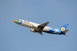 航空フォト:HS-DDO ノックエア 737-400